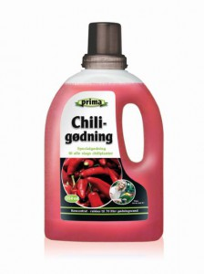 901256 PRIMA Chili gødning 350 ml