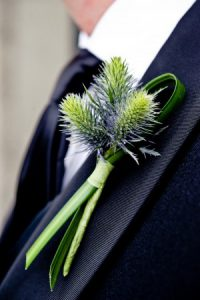 green-boutonniere-300x450