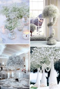 babys-breath-wedding-decor-ideas-for-winter-wonderland-weddings