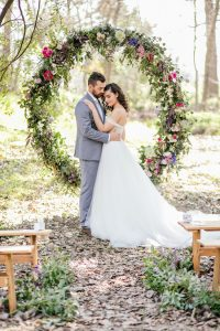 Giant-Floral-Wedding-Ceremony-Wreath-28
